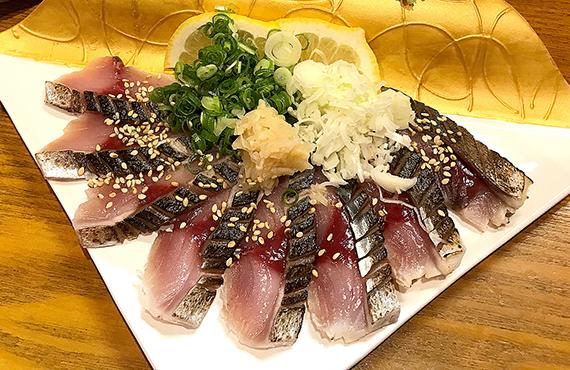 鮨と地魚料理 さかな倶楽部たっぱん